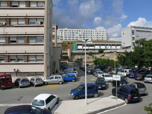 Policlinico Universitario. Foto: tempostretto.it