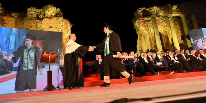 cerimonia lauree unime