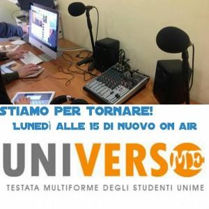 radio universome unime